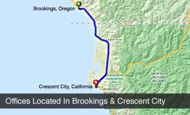 Brooking Law Office - Practicing Law in both Oregon and California